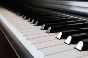 piano, ivory, ebony